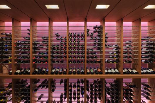 Upscale Wine Rack