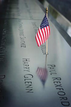 City of New York, 9/11 Memorial