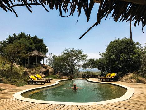 Travel to Tanzania to get the spirit from the Maasai tribes, the open landscape and then relax at your lodge.