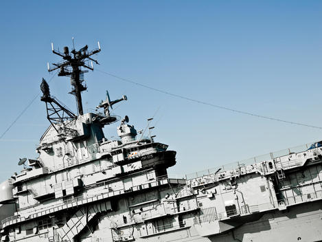 Uss Intrepid, Aircraft Carrier