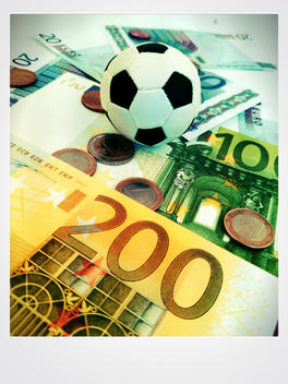 Football with money, corruption