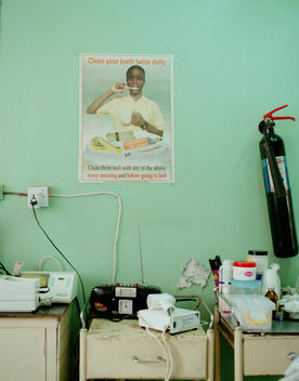 African Dentist Office