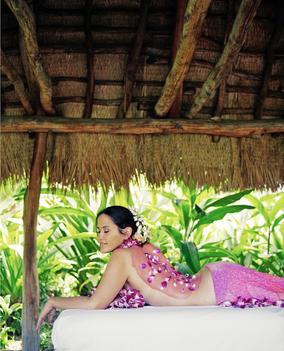 spa, spa treatment, Hawaiian spa
