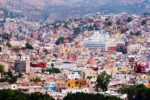 Colonial City of Guanajuato