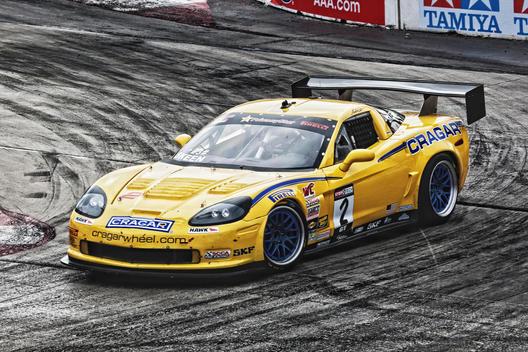 SCCA Racing; World Challenge Championship; Toyota Long Beach Grand Prix; #2 Car