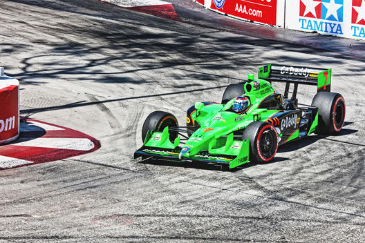 Toyota Long Beach Grand Prix; Indycar racing; #7 Car; Danica Patrick