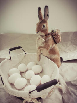 Easter, Easter eggs, Easter, Easter Bunny, Holiday, Tradition, Saxony, Germany