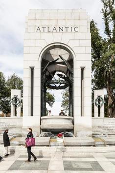 The National World War II Memorial, Washington, D.C.