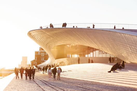 MAAT: MUSEUM OF ART, ARCHITECTURE AND TECHNOLOGY. Lisbon, Portugal