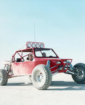 Land Speed Racing, Off-Road Car