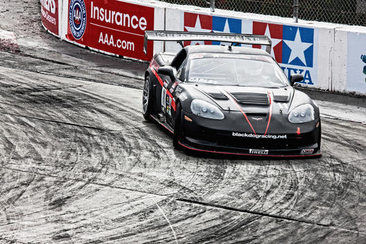 SCCA Racing; World Challenge Championship; Toyota Long Beach Grand Prix; #11 Dodge Viper Car