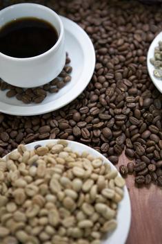 coffee beans, coffee, coffee tasting