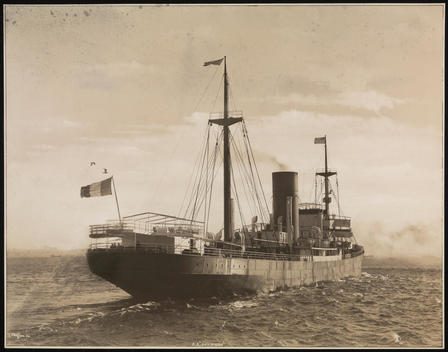 French Line, S.S. \