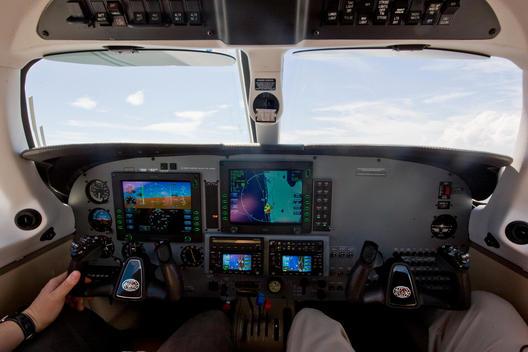 Piper Matrix Cockpit
