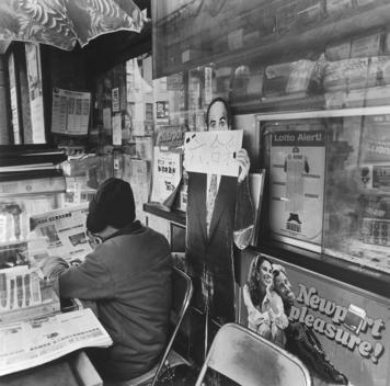 Lottery, China man (China Town)