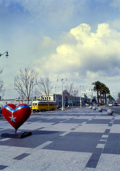 Public Art Heart