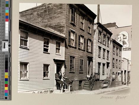 Urban community snapshot, New York, USA