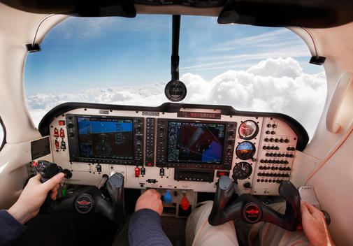 Mooney Cockpit