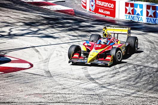 Toyota Long Beach Grand Prix; Indycar racing; #34 Car