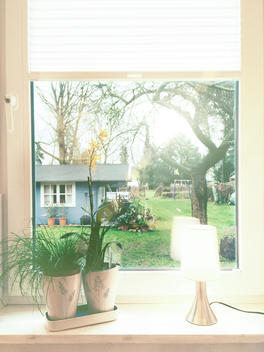 Privately owned home with garden, Germany, Brandenburg, Eggersdorf