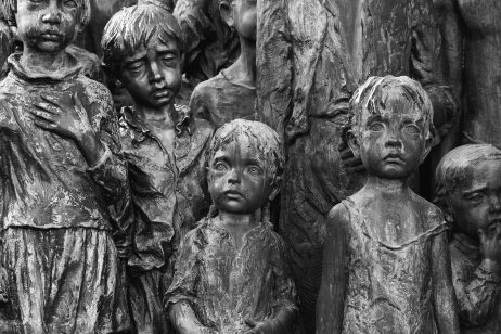 FREE IMAGE: War Children\'s Victims Monument in Lidice | Libreshot Public Domain Photos