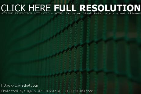 Free image of Soccer Goal Net Detail