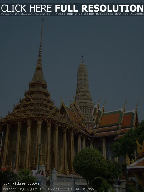 Phra Mondop – Temple of the Emerald Buddha