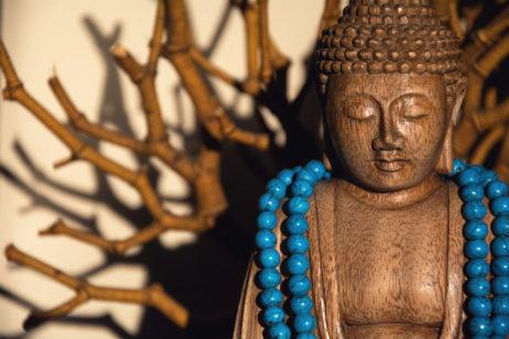 Free image of Wooden Buddha