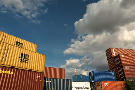 FREE IMAGE: Shipping containers | Libreshot Public Domain Photos