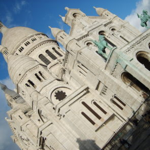 Sacré-Cœur Basilica in Paris