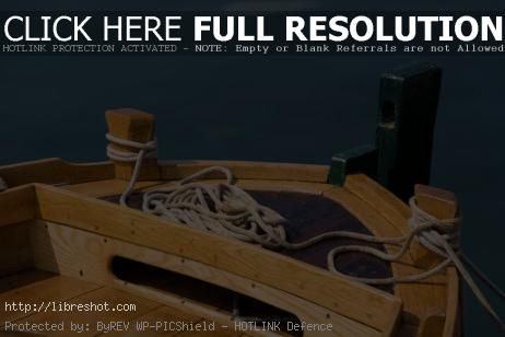 Wooden Boat Detail | Free Images For Commercial Use