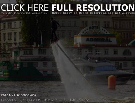 Flyboard Prague
