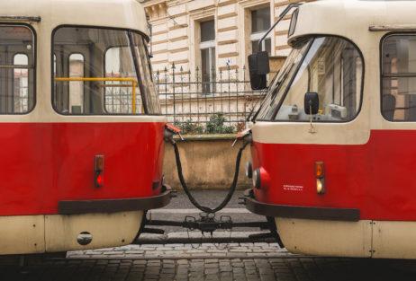 Free Image: Prague Tramway | Libreshot Free Fine Art Photos