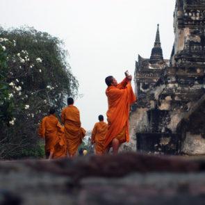 Ayutthaya in Thailand