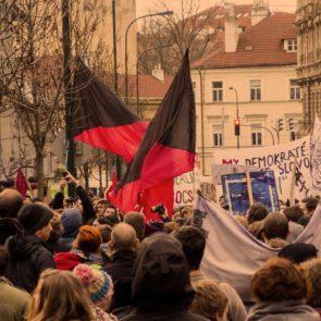 Anarchist Demonstration