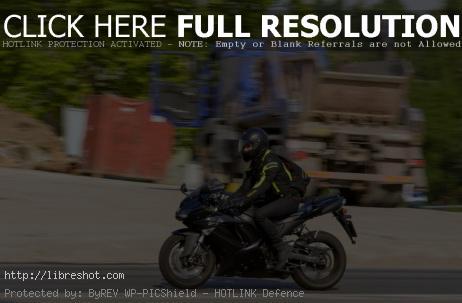 Free image of Black Motorbike