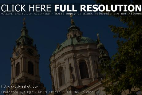 St. Nicholas Church in Prague | Free Images For Commercial Use