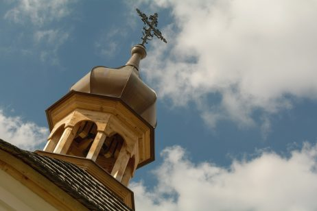 FREE IMAGE: Wooden church tower | Libreshot Public Domain Photos