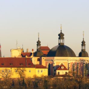 Prague – City of hundred spiers