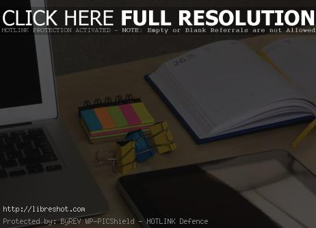 Business Office Workplace Desk