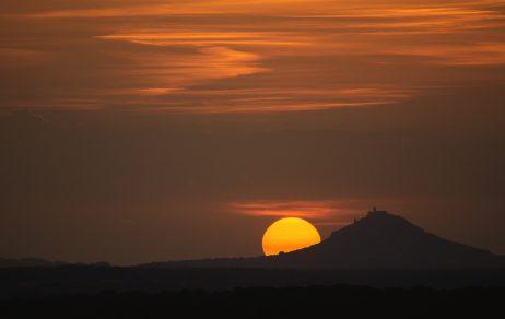 FREE IMAGE: Setting sun landscape | Libreshot Public Domain Photos