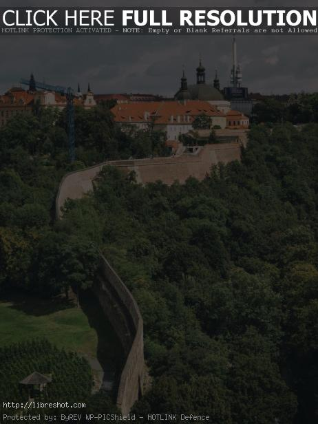 Green Prague – City Forest