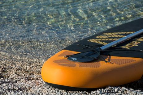 Free image of Orange Paddleboard