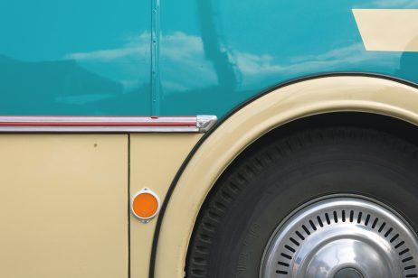FREE IMAGE: Vintage Bus Close-Up   Libreshot Public Domain Photos