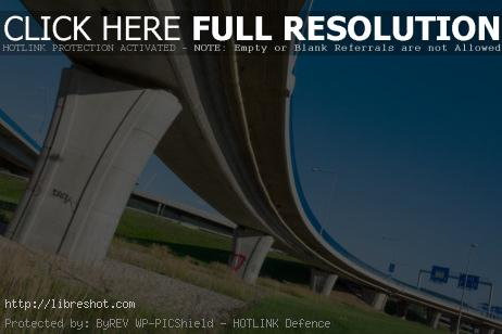 Free image of Highway Bridge