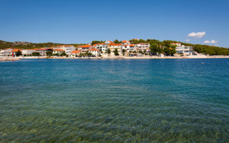 Jezera Village on Murter Island in Croatia | Free Images For Commercial Use