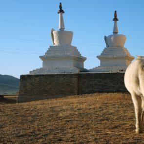 White Horse Buddha