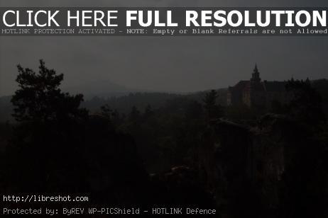 Czech Castle Hruba Skala