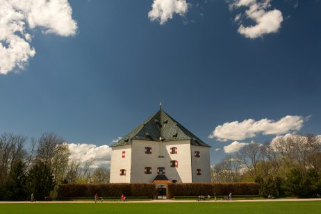 FREE IMAGE: Hvezda castle | Libreshot Public Domain Photos