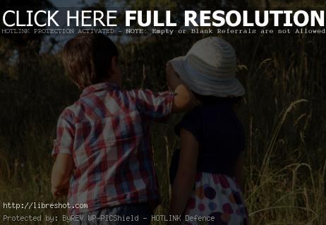 Children friendships